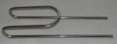 serpentina Boiler para fogão a lenha com serpentina para aquecimento